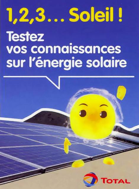 Jeu de cartes gratuit (sur l'énergie solaire)