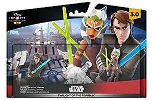 pack aventure Disney infinity : Twilight of the Republic