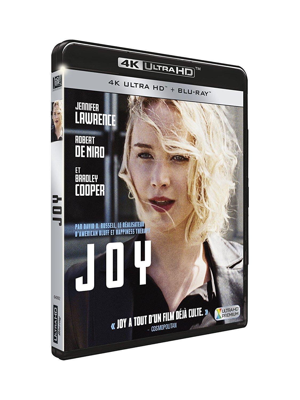 Coffret Blu-ray Joy - 4K Ultra HD + Blu-ray + Digital HD