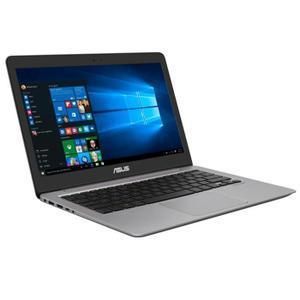 "PC Portable 13.3"" Asus Zenbook UX310UAGL219T - Full HD, i5-6200U, RAM 4Go, 500Go, Windows 10"