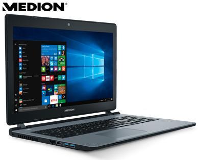 "PC Portable 15.6"" Medion Akoya P6670 - IPS Full HD, i5-6200U, RAM 6Go, SSD 128Go + HDD 1To, 940MX 2Go, Windows 10 Home"