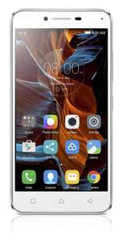 """Smartphone 5"""" Lenovo K5 A6020-40 - RAM 2 Go, ROM 16 Go, Noir ou Blanc"""