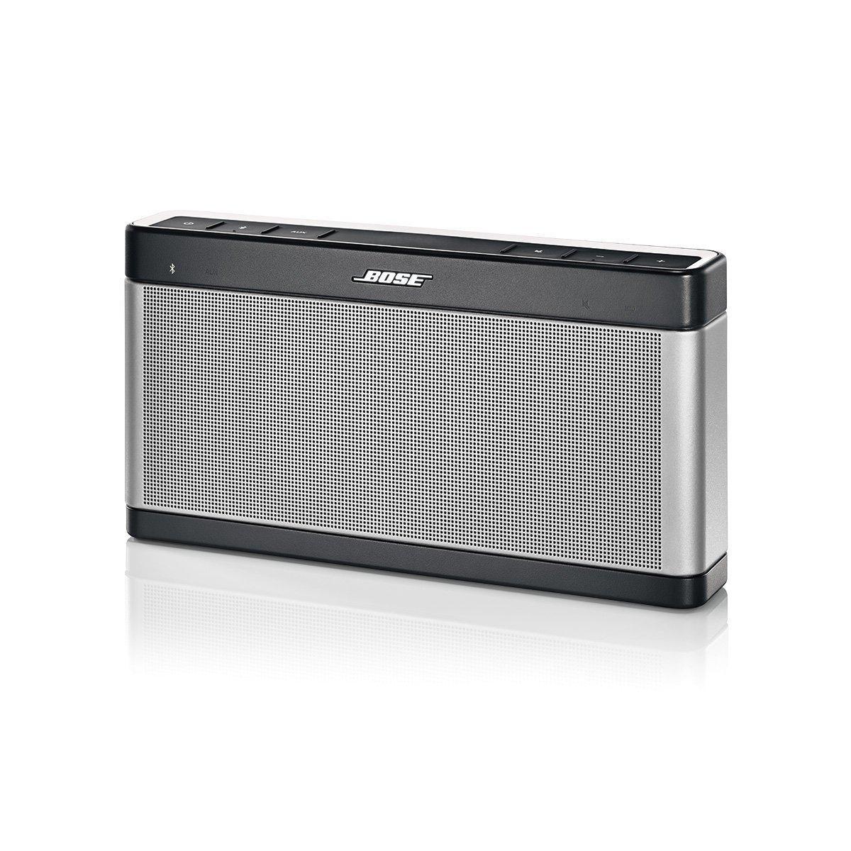 Enceinte Bluetooth Bose SoundLink III - Gris