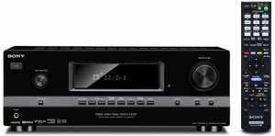 Amplificateur Sony STR-DH520 7.1 - Compatible 3D, 4x HDMI