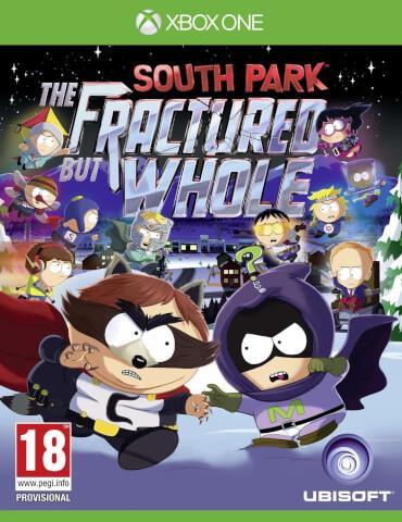 Sélection de jeux en promotion - Ex : Précommande South Park : l'Annale du Destin
