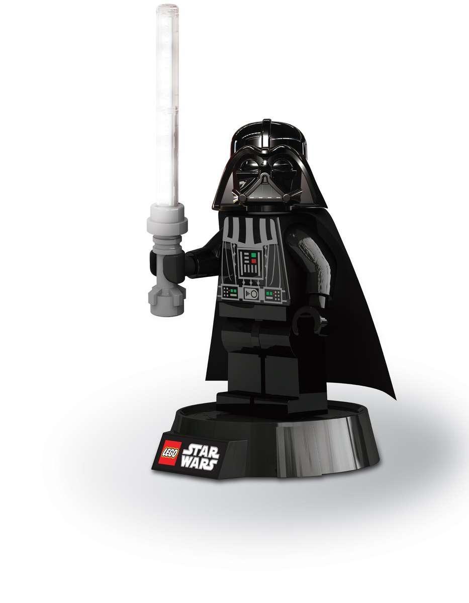 Lampe de bureau LED Lego Star Wars Dark Vador