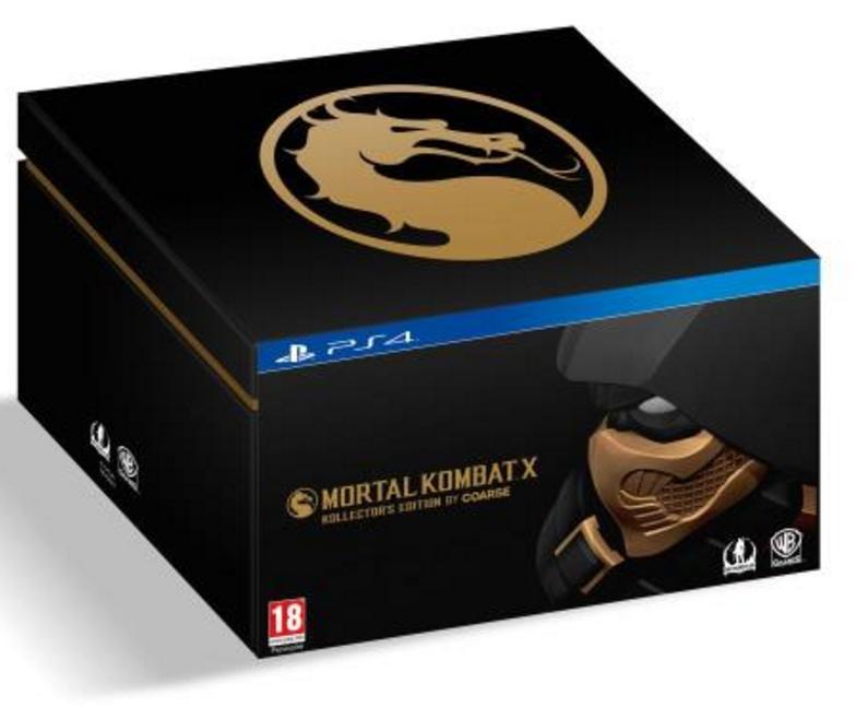 Sélection de produits en Destockage - Ex : Mortal Kombat X sur PS4 ou Xbox One - Edition collector