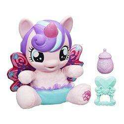 Peluche interactive My Little Pony Flurryheart - B5365 (via 11.5€ en ticket E.Leclerc)