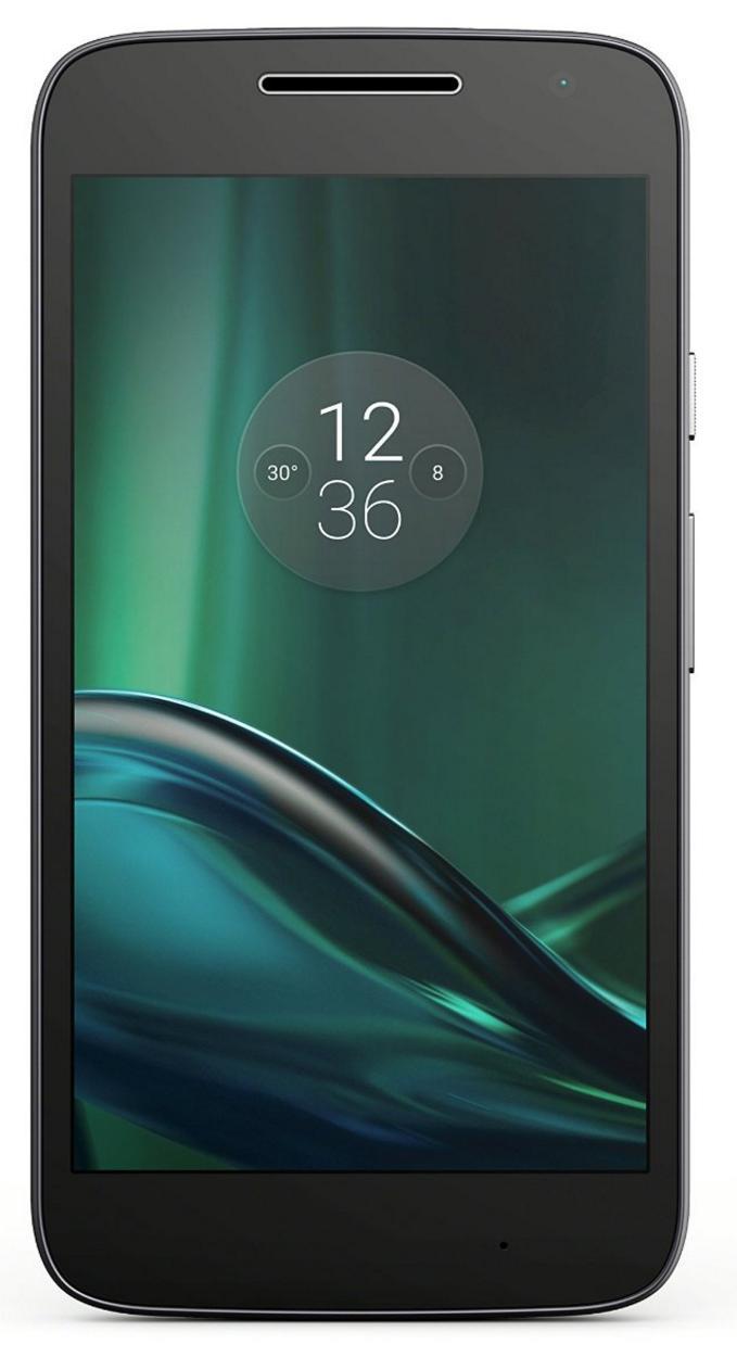 """Smartphone 5"""" Lenovo Moto G4 Play - 16 Go, dual sim"""