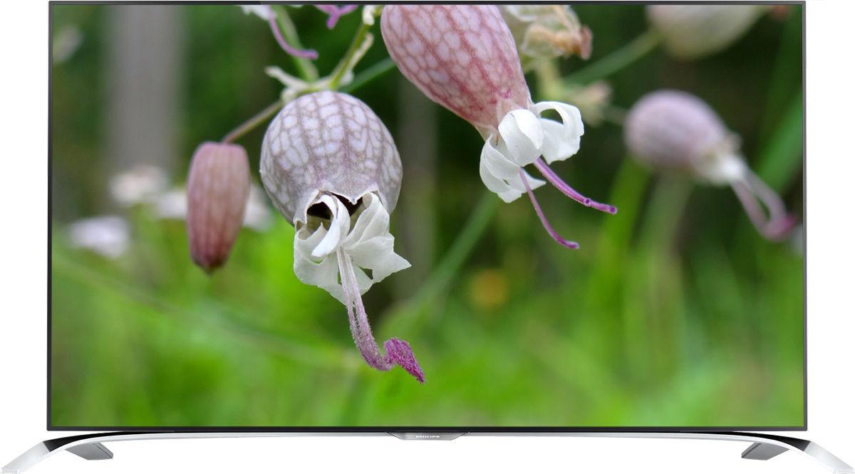 "TV 65"" Philips 65PUS9109 - 4K, Ambilight, 3D Active"