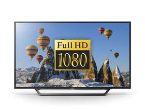 "TV 48"" Sony Bravia KDL-48WD653 - LED, Full HD, Smart TV, HDD Record"