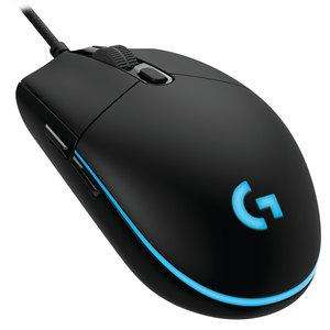 Souris Gaming Logitech G Pro + Tapis Logitech G240