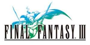 Jeu Final Fantasy III sur Android