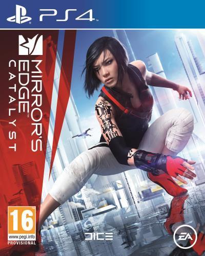 Rise of The Tomb Raider Edition 20ème anniversaire sur PC à 33.99€ et Mirror's Edge: Catalyst sur PS4