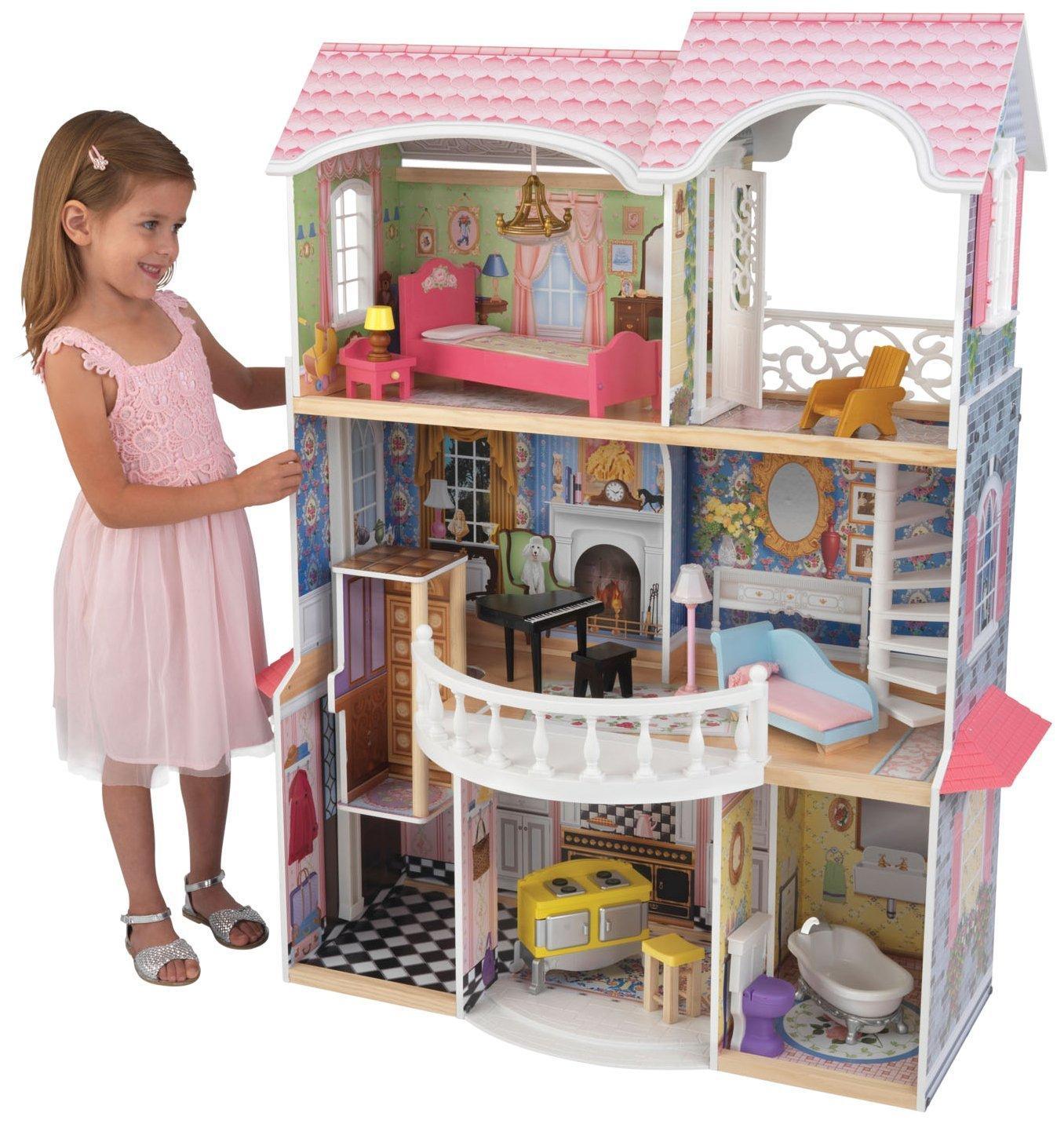 Maison de poupées KidKraft Magnolia Mansion