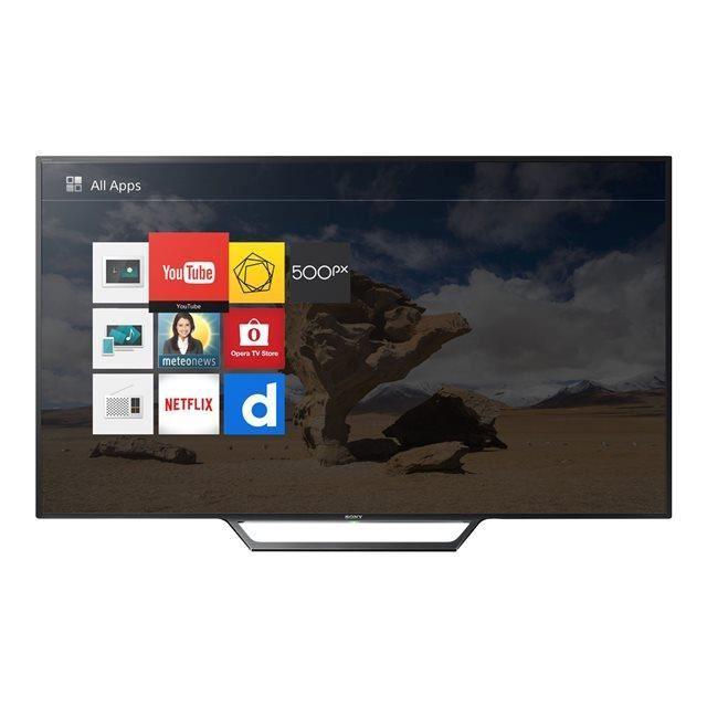 "TV 48"" Sony KDL48WD650 - LED, Full HD (via 50€ sur la carte)"