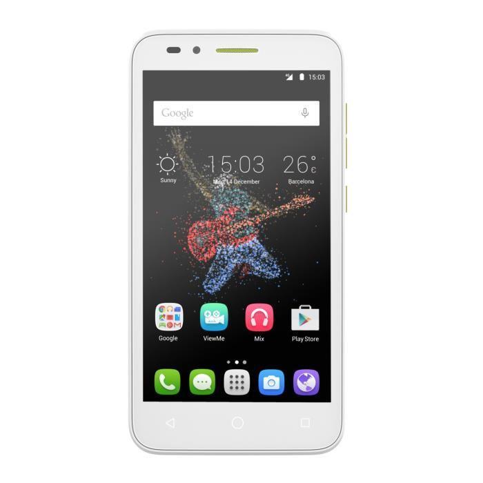 """Smartphone 5"""" Alcatel OneTouch Go Play + 100€ en bon d'achat - Plusieurs coloris"""