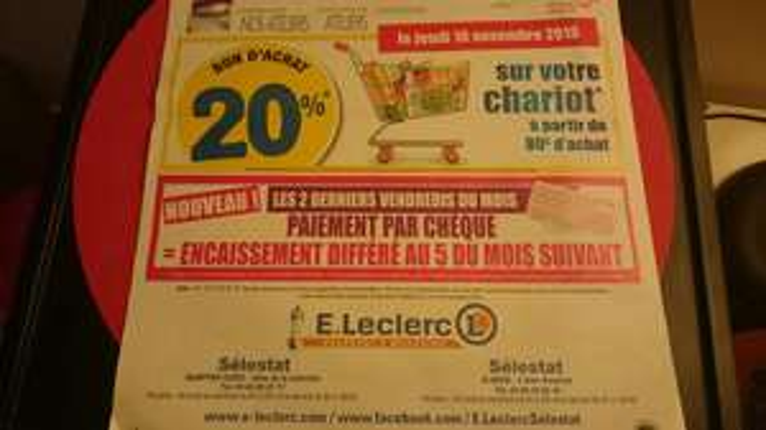 20% offerts en bon d'achat sur votre chariot à partir de 80€ d'achat