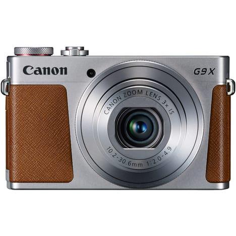 Appareil photo Canon PowerShot G9X - Noir (avec 50€ sur la carte)