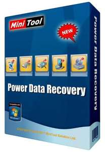Logiciel MiniTool Power Data Recovery - Personal edition gratuit