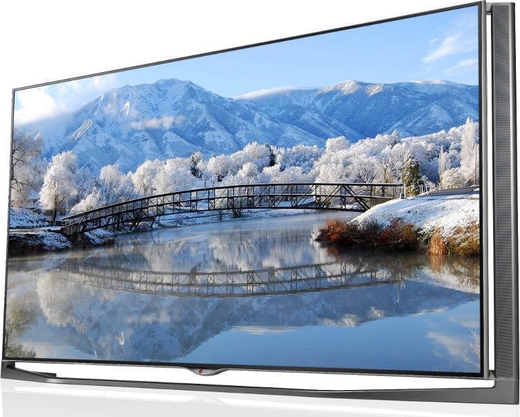 """TV LED 79"""" LG   79UB980V - 4K (avec 3294€ sur la carte)"""