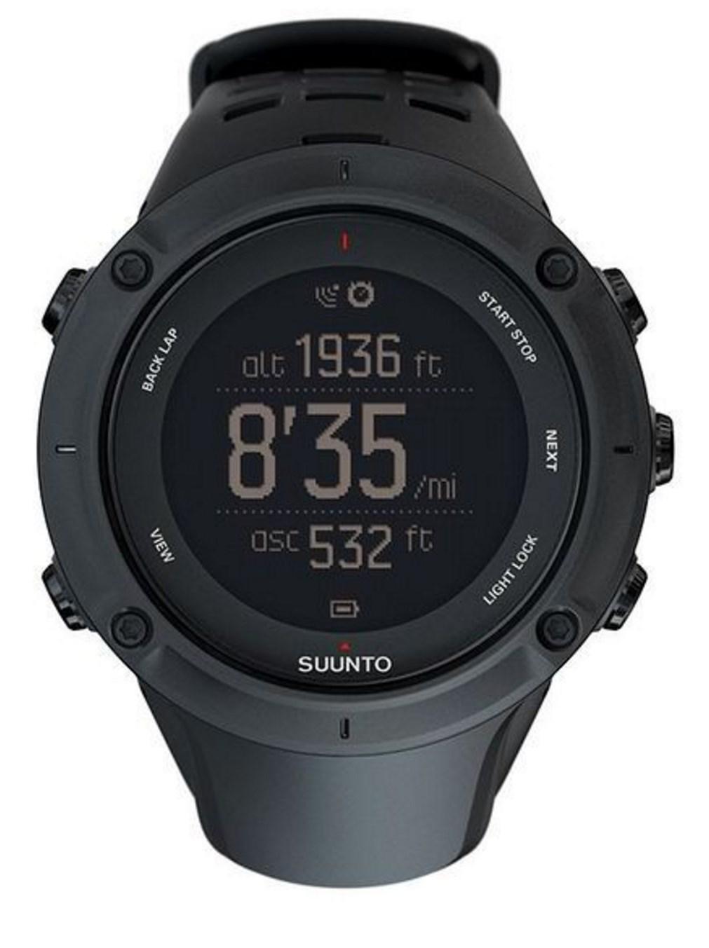 Montre GPS Suunto ambit peak Hr avec ceinture cardio