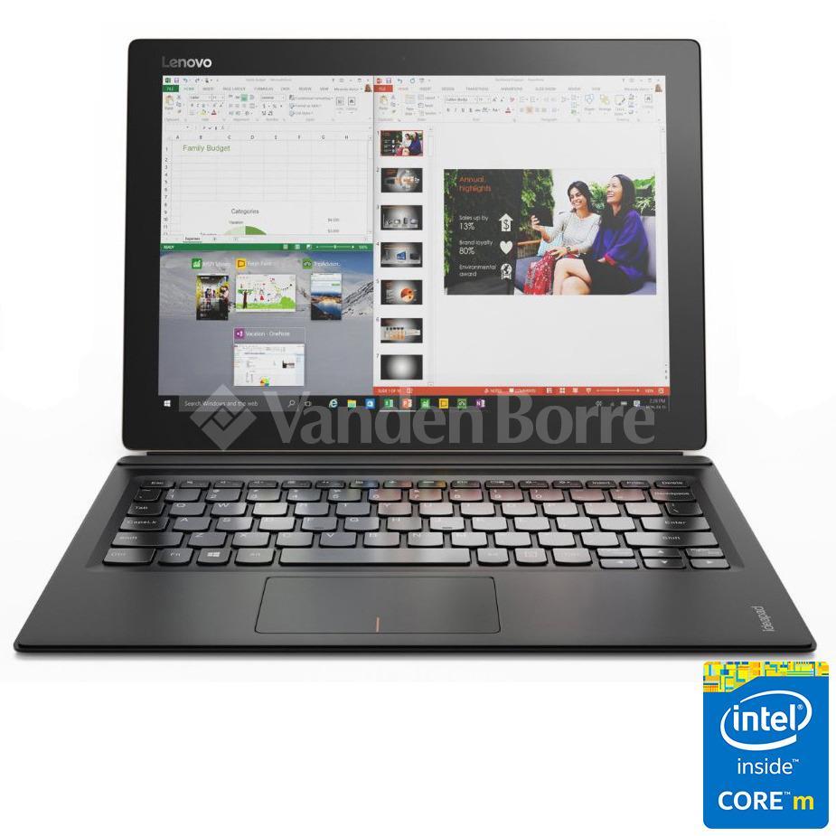 """PC portable hybride 12"""" Lenovo Miix 700 (M5-6Y54, 4 Go de RAM, 128 Go en SSD)"""