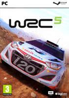 WRC 5 sur PC (Dématérialisé - Steam)