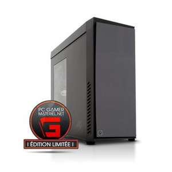PC Gamer Warlock (i5-6500, 16 Go DDR4, 275 Go SSD, GTX 1060 3Go, Sans OS 1To)