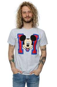 T-shirt Disney Mickey Mouse pour Homme