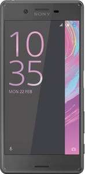 "Smartphone 5"" Sony Xperia X - 32 Go, différents coloris (via ODR de 70€)"