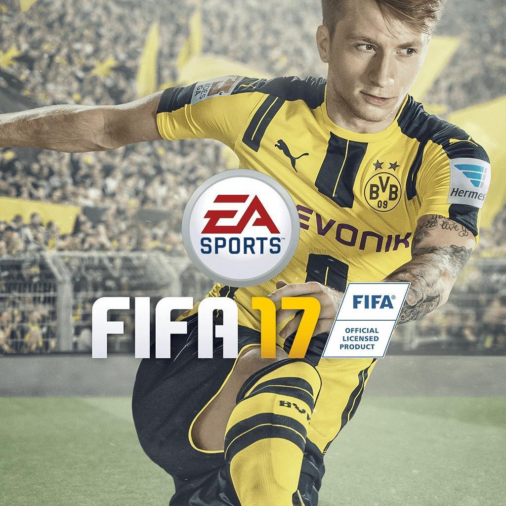 Fifa 17 sur PS4 (dématérialisé)