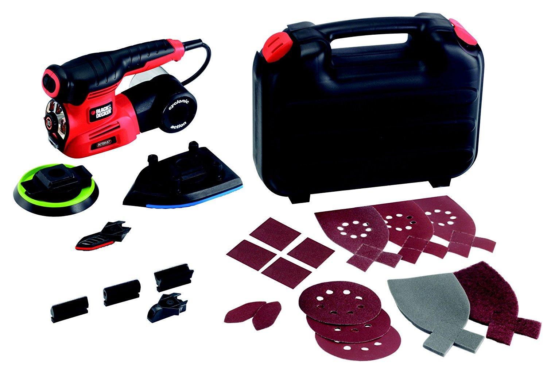 Multiponceuse Black & Decker KA280K - Autoselect 2 Vitesses