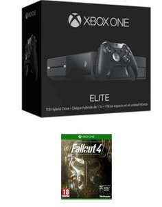 Console Microsoft Xbox One Elite 1 To + Fallout 4