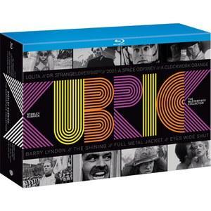 Coffret Blu-ray Stanley Kubrick (10 disques)