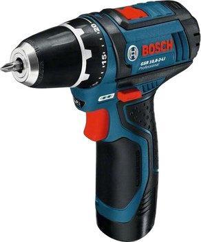 Perceuse visseuse sans fil Bosch Professional GSR 10.8-2-LI (+ batterie 2.0 Ah)  Vente Flash baisse - 7 euro