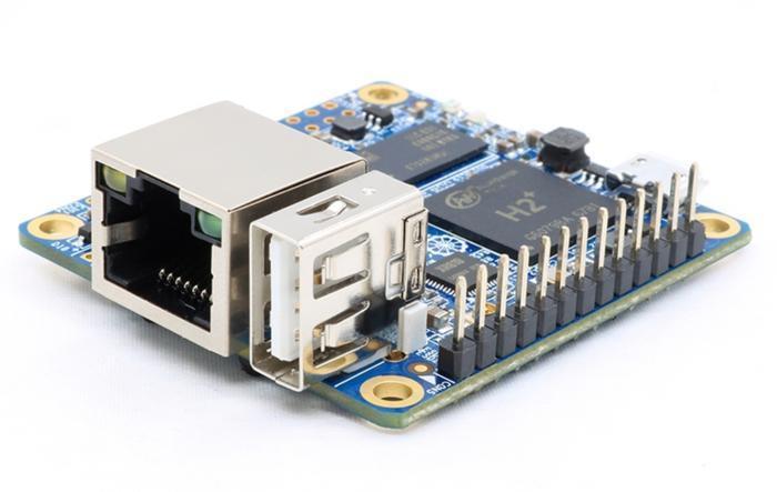 Mini-PC Orange Pi Zéro - H2+, 256 Mo de RAM