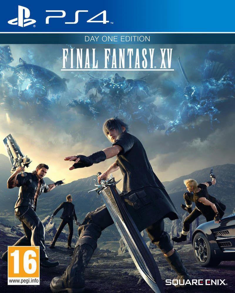 [Précommande] Final Fantasy XV - Edition Day One sur PS4 ou Xbox One