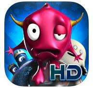 Jeu Monster Pinball HD gratuit (au lieu de 0,99€)
