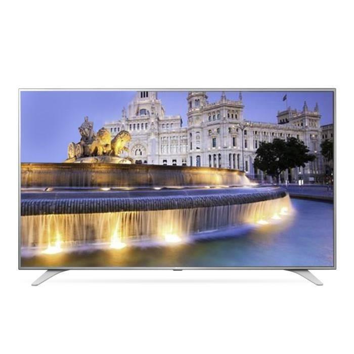 "[CDAV] TV 55"" LG 55UH650V - UHD 4K, Smart TV, HDR"