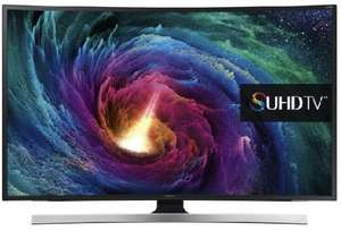 """Sélection de téléviseurs UHD en promo - Ex :  TV 55"""" Samsung UE55JS8500 - 4K SUHD, 3D, Incurvée, Smart TV"""