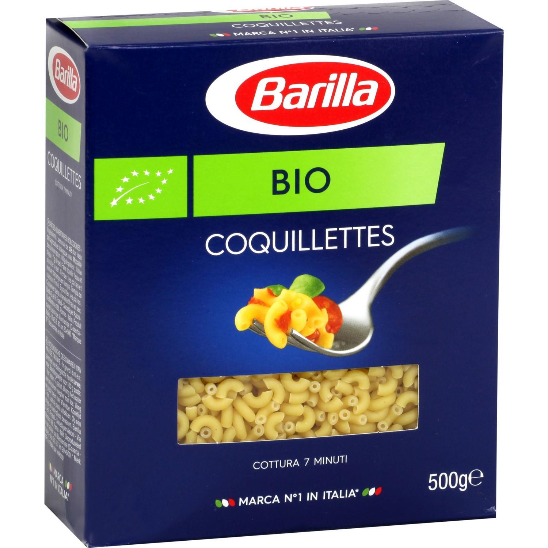 Bon d'achat de 10€ sur les pâtes Barilla Bio ou Sans Gluten (valable dans les magasins Géant Casino)