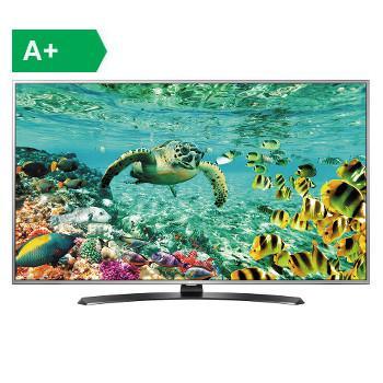 Téléviseur LG 55UH668V : TV LED 4K UHD HDR 140 cm (ODR 100 €)