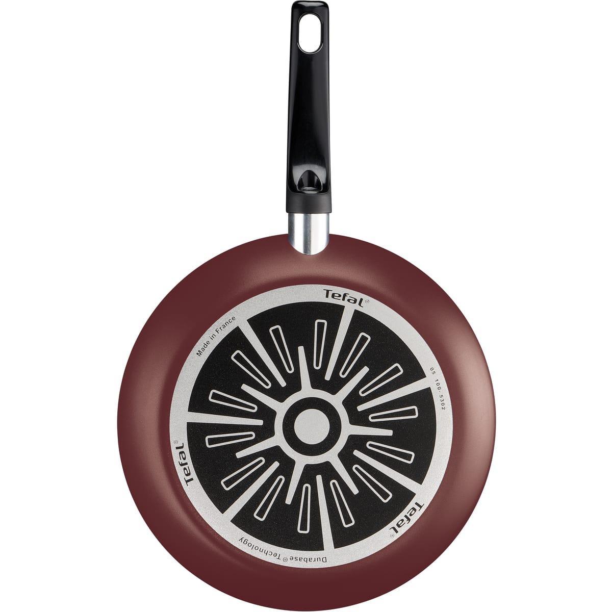 Sélection d'articles cuisine en promotion - Ex : Poêle Tefal Essential  Rouge velours  - 20 cm tous feux sauf induction  (avec 10€ sur la carte)