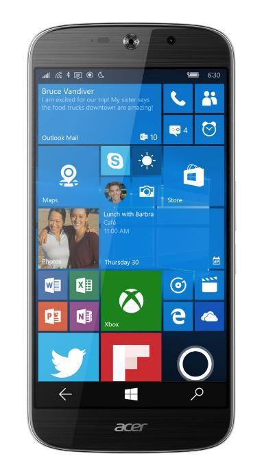 """Smartphone 5.5"""" Acer Liquid Jade Primo - Snapdragon 808, RAM 3 Go, ROM 32 Go"""