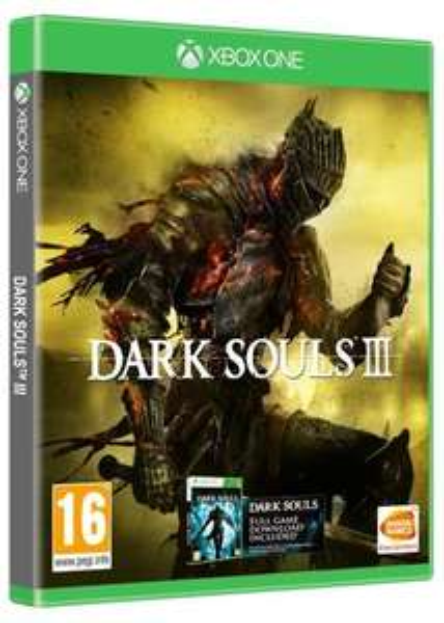 Dark souls III sur Xbox One