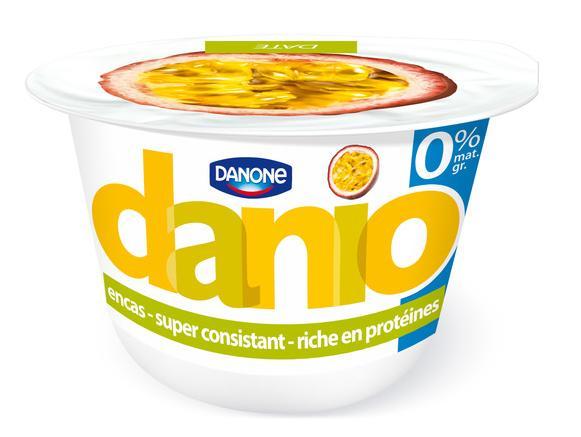6 pots de Danio 150g (via BDR)