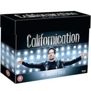 Coffret DVD Californication - The Complete Boxset (7 saisons, version Anglaise uniquement)