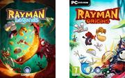 Pré-commande de Rayman Legends sur PC (Dématérialisé) = Raymans Origins offert