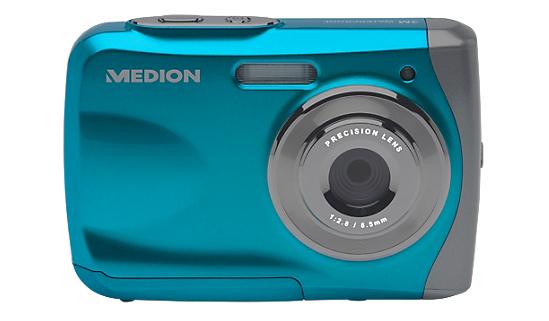 Appareil photo étanche 8 Mpx Medion Life S42008